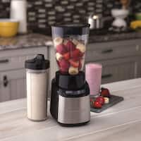 Hamilton Beach Black Two Jar Blender System