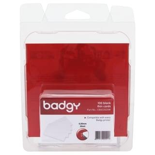 Evolis Badgy Thin PVC Plastic Cards