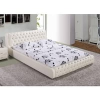 Samuel White Contemporary Platform Bed