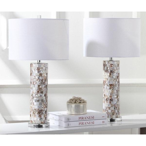 Shop Safavieh Lighting 28 9 Inch Boise Cream Table Lamp