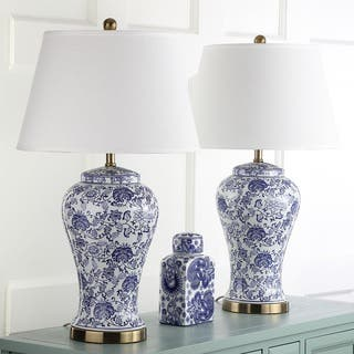 Buy Blue Ceramic Table Lamps Online At Overstock Com Our Best