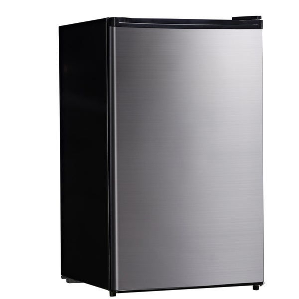 Equator Midea Stainless Steel 4 4 Cubic Foot Compact