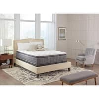 Spring Air Backsupporter Sadie Pillow Top King-size Mattress Set - White