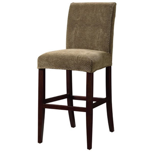 Overstock Parsons Chair ... Chair Slipcover - Free Shipping Today - Overstock.com - 16707859