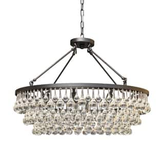Celeste Glass Crystal Black Chandelier|https://ak1.ostkcdn.com/images/products/9527478/P16706891.jpg?impolicy=medium