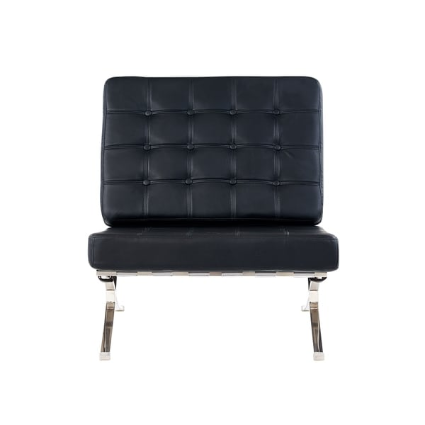 Natalie Black Contemporary Chair