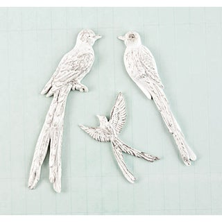 Shabby Chic Treasures Resin-Birds