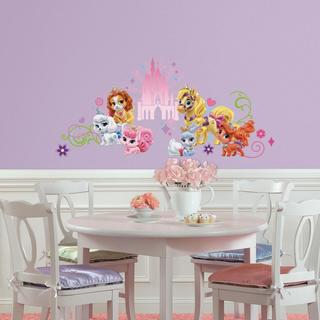 Disney Princess Palace Pets Wall Graphic Peel and Stick Wall Decals