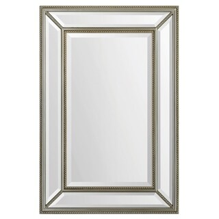 Ren Wil Mia Antique Silver Mirror