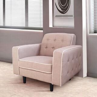 DG Casa Taupe Grey Benjamin Chair