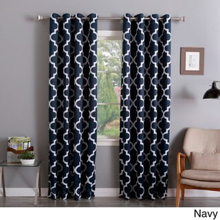 Blue, 96 Inches Curtains & Drapes - Shop The Best Deals For Apr 2017