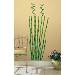 Bamboo Peel & Stick Wall Decals