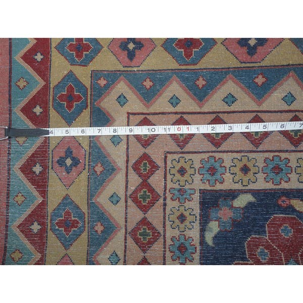 Size Sarouk New Zealand Wool Rug