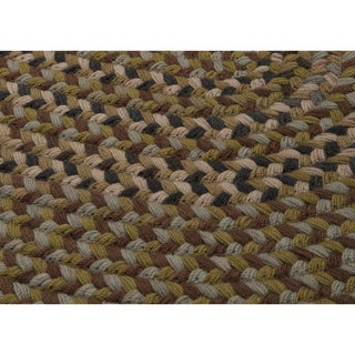 Forester Braided Rug (10' x 13')