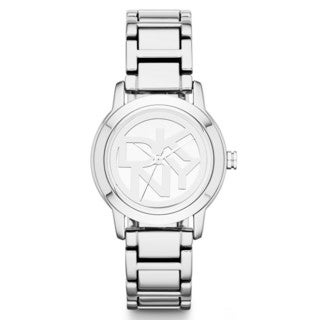 DKNY Women's Park Avenue NY8875 Stainless Steel Analog Quartz Watch with Silver Dial