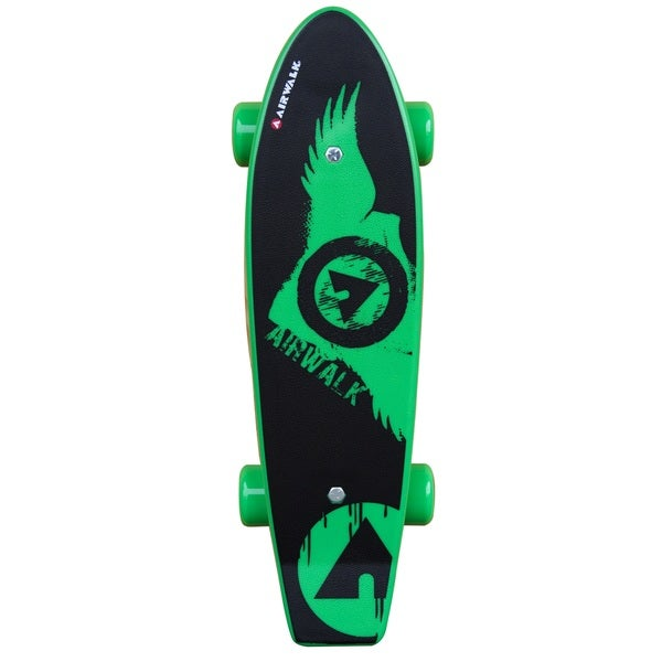 Airwalk 21-Inch Plastic Skateboard