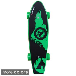 Airwalk 21-Inch Plastic Skateboard