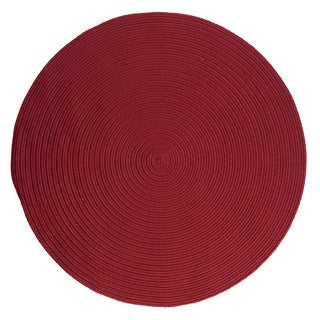 Anywhere Round Reversible Indoor/ Outdoor Rug (10 ' x 10') - 10' x 10'