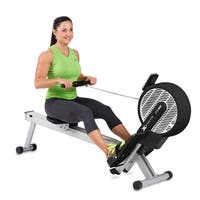 Xterra ERG400 Rowing Machine - White