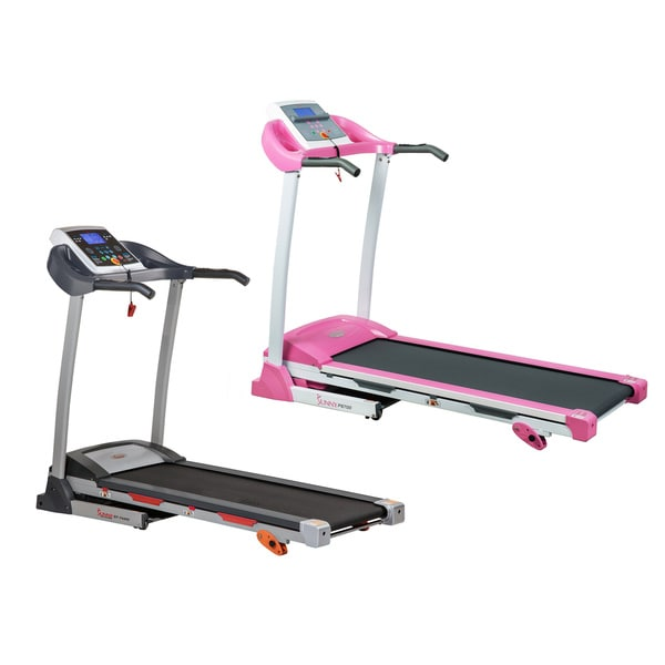 Sunny Health and Fitness SF-T4400 Treadmill. Opens flyout.
