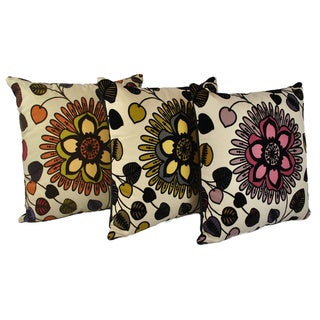 Austin Horn Classics Blossom Decorative Throw Pillow