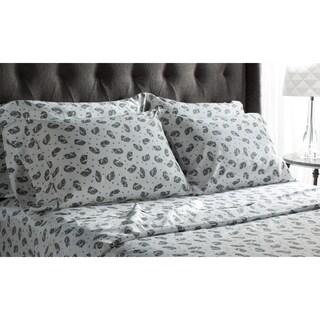 500 Thread Count Cotton-rich 'Royal Suites' Paisley 6-piece Sheet Set