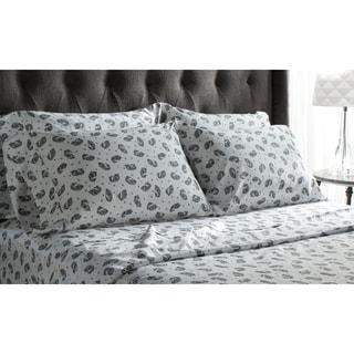 500 TC Cotton-rich 'Royal Suites' Paisley 6-piece Sheet Set