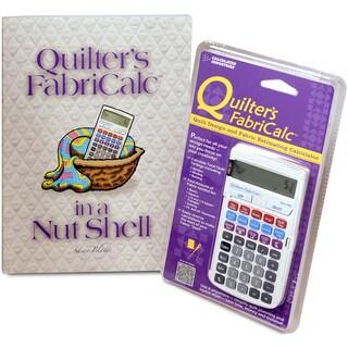 Quilter's FabriCalc Plus Companion Workbook Bundle