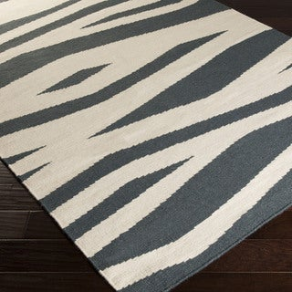 Hand-woven Bradford Wool Accent Rug (2' x 3')