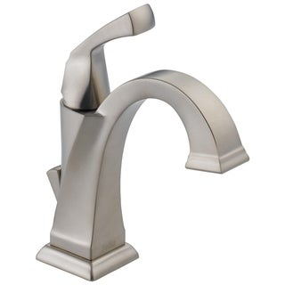 Delta Dryden Single Handle Lavatory Faucet 551-SS-DST Stainless
