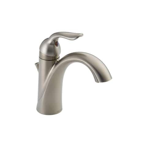 Delta Lahara Single Handle Lavatory Faucet 538-SSMPU-DST Stainless