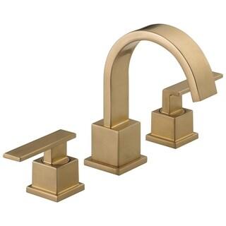 Delta Vero Two Handle Widespread Lavatory Faucet 3553LF-CZ Champagne Bronze