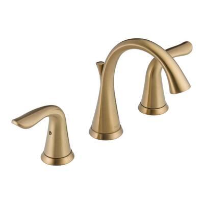 Delta Lahara: Two Handle Widespread Bathroom Faucet
