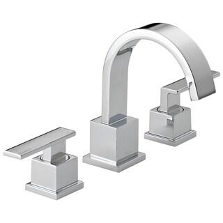 Delta Vero Double-handle Widespread Lavatory Faucet in Chrome