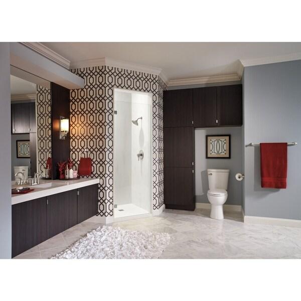 2538-SSMPU-DST Delta Lahara Centerset Bathroom Faucet w// Pop-Up Drain Assembly