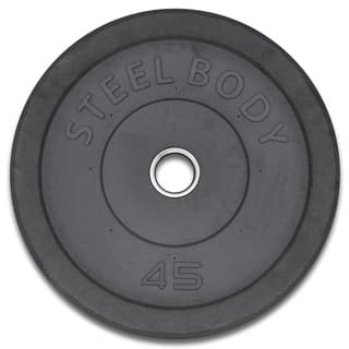 Steelbody 45-Pound Olympic Plate|https://ak1.ostkcdn.com/images/products/9530860/P16710417.jpg?impolicy=medium