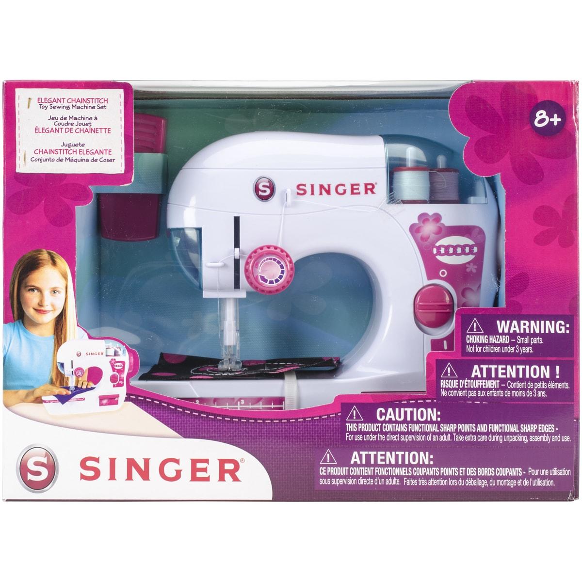 SINGER SEWING CO. A2214 Elegant Chain-stitch Sewing Machi...