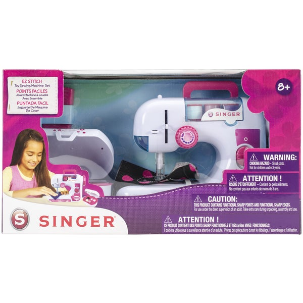 Shop Singer A40 EZStitch Sewing Machine WSewing Kit Ages 40 Custom Singer Ez Stitch Toy Sewing Machine
