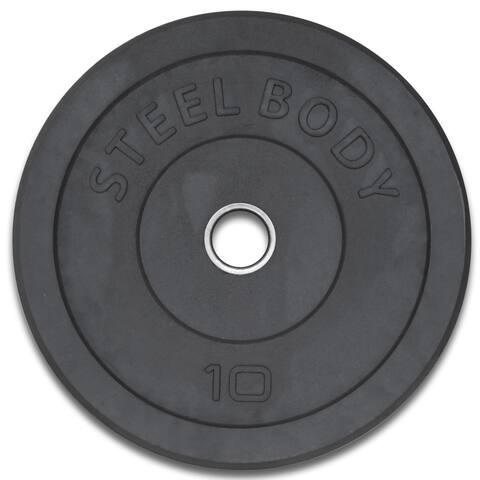 Steelbody 10-Pound Olympic Plate