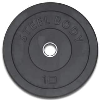Steelbody 10-Pound Olympic Plate|https://ak1.ostkcdn.com/images/products/9531119/P16710424.jpg?impolicy=medium