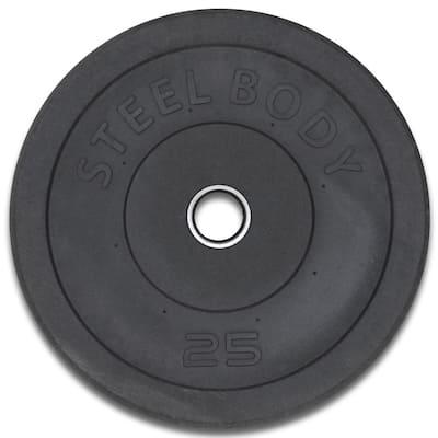 Steelbody 25-Pound Olympic Plate