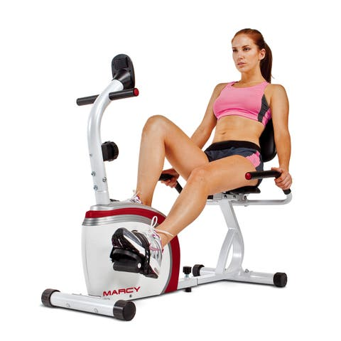 Marcy Recumbent Magnetic Cycle