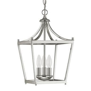 nickel finish chandeliers  pendant lighting  shop the best deals, Kitchen design