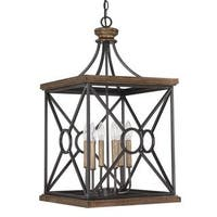 Capital Lighting Landon Collection 6-light Surry Foyer Pendant