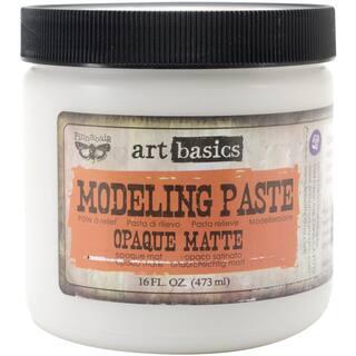 Art Basics Modeling Paste 16oz-Opaque Matte|https://ak1.ostkcdn.com/images/products/9531322/P16711927.jpg?impolicy=medium