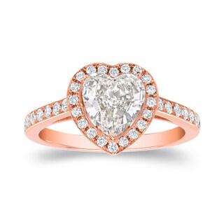 Auriya 18k Rose Gold 1 4/5ct TDW Certified Heart Diamond Engagement Ring|https://ak1.ostkcdn.com/images/products/9531365/P16710188.jpg?_ostk_perf_=percv&impolicy=medium