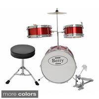 Berry Toys Kids Medium Drum Set
