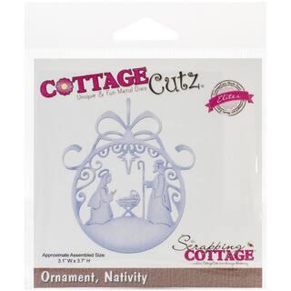 CottageCutz Elites Die -Nativity Ornament https://ak1.ostkcdn.com/images/products/9531449/P16711425.jpg?impolicy=medium