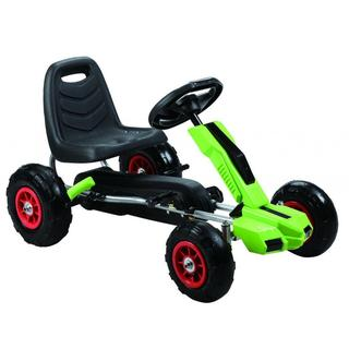 Power Pedal Go-Kart with Pneumatic Tires
