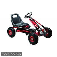 Racing Pedal Go-Kart with Pneumatic Tire
